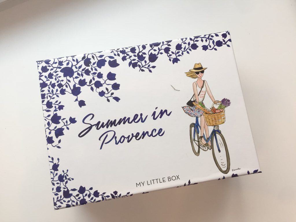 My little Box - Juni - Summer in Provence