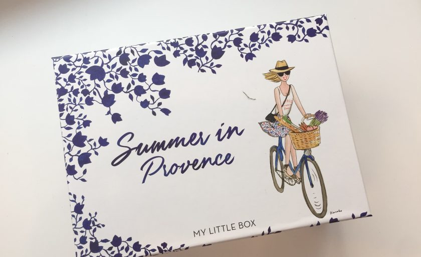 My little Box – Juni – Summer in Provence