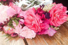DIY Tutorial:Blumenkranz für die Haare selber machen