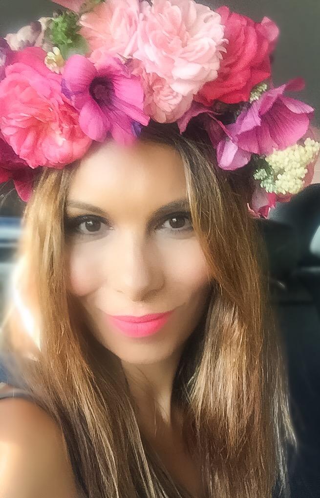 Mein Blumenkranz