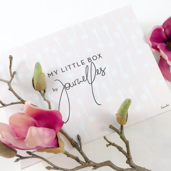 My little Box – August – by Journelles