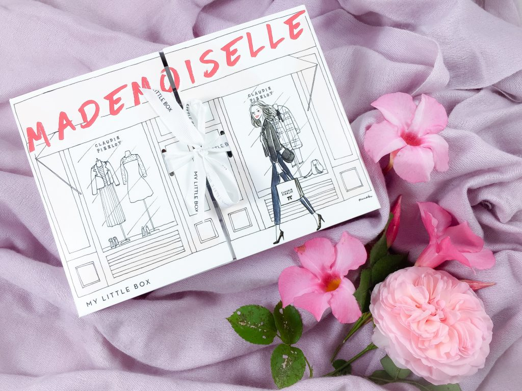My little Box - September - Mademoiselle Pierlot