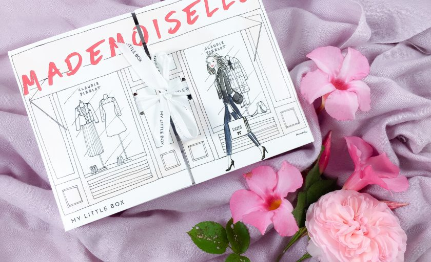 My little Box – September – Mademoiselle x Claudie Pierlot