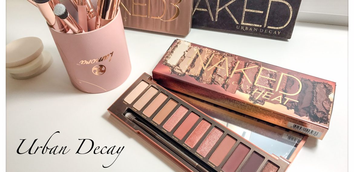 Urban Decay – Naked Heat